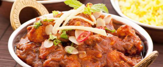 Food at Zarana an Indian Restaurant & Takeaway in Hornchurch